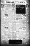 Holland City News, Volume 69, Number 10: March 7, 1940