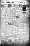 Holland City News, Volume 69, Number 12: March 21, 1940