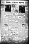 Holland City News, Volume 69, Number 14: April 4, 1940
