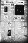 Holland City News, Volume 69, Number 15: April 11, 1940