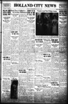 Holland City News, Volume 69, Number 20: May 16, 1940