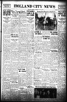 Holland City News, Volume 69, Number 22: May 29, 1940