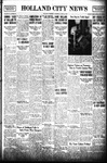 Holland City News, Volume 69, Number 24: June 13, 1940