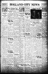 Holland City News, Volume 69, Number 25: June 20, 1940