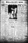 Holland City News, Volume 69, Number 30: July 25, 1940 by Holland City News
