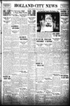 Holland City News, Volume 69, Number 31: August 1, 1940