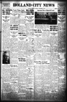 Holland City News, Volume 69, Number 37: September 12, 1940