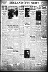 Holland City News, Volume 69, Number 42: October 17, 1940 by Holland City News