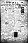 Holland City News, Volume 69, Number 44: October 31, 1940