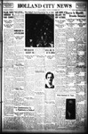 Holland City News, Volume 69, Number 45: November 7, 1940