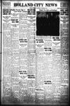 Holland City News, Volume 69, Number 48: November 28, 1940