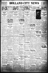 Holland City News, Volume 69, Number 49: December 5, 1940