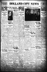 Holland City News, Volume 70, Number 2: January 9, 1941