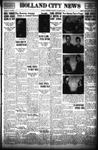 Holland City News, Volume 70, Number 4: January 23, 1941