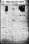 Holland City News, Volume 70, Number 6: February 6, 1941