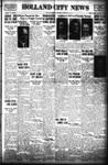 Holland City News, Volume 70, Number 7: February 13, 1941
