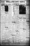 Holland City News, Volume 70, Number 8: February 20, 1941