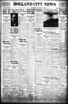 Holland City News, Volume 70, Number 12: March 20, 1941