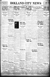 Holland City News, Volume 70, Number 13: March 27, 1941