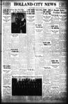 Holland City News, Volume 70, Number 17: April 24, 1941
