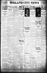 Holland City News, Volume 70, Number 23: June 5, 1941