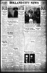 Holland City News, Volume 70, Number 24: June 12, 1941