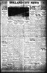 Holland City News, Volume 70, Number 25: June 19, 1941