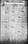 Holland City News, Volume 70, Number 30: July 24, 1941 by Holland City News