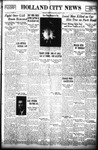 Holland City News, Volume 70, Number 32: August 7, 1941