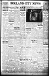 Holland City News, Volume 70, Number 33: August 14, 1941