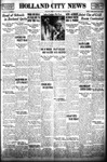 Holland City News, Volume 70, Number 34: August 21, 1941