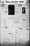 Holland City News, Volume 70, Number 35: August 28, 1941 by Holland City News