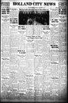 Holland City News, Volume 70, Number 37: September 11, 1941 by Holland City News