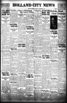 Holland City News, Volume 70, Number 39: September 25, 1941