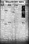 Holland City News, Volume 70, Number 40: October 2, 1941