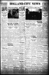 Holland City News, Volume 70, Number 41: October 9, 1941 by Holland City News