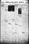 Holland City News, Volume 70, Number 44: October 30, 1941