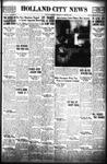 Holland City News, Volume 70, Number 45: November 6, 1941 by Holland City News