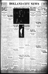 Holland City News, Volume 70, Number 46: November 13, 1941