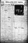 Holland City News, Volume 70, Number 47: November 19, 1941