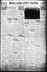 Holland City News, Volume 70, Number 48: November 27, 1941