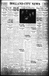 Holland City News, Volume 70, Number 49: December 4, 1941