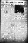 Holland City News, Volume 70, Number 51: December 18, 1941