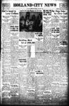 Holland City News, Volume 71, Number 1: January 1, 1942