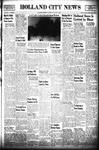 Holland City News, Volume 71, Number 2: January 8, 1942