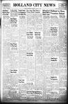 Holland City News, Volume 71, Number 3: January 15, 1942