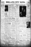 Holland City News, Volume 71, Number 10: March 5, 1942