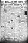 Holland City News, Volume 71, Number 15: April 9, 1942