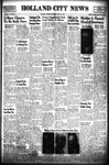 Holland City News, Volume 71, Number 20: May 14, 1942