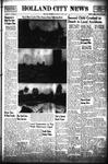 Holland City News, Volume 71, Number 23: June 4, 1942
